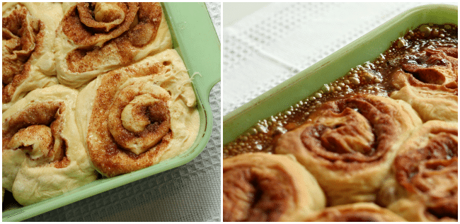 Sticky Buns by BakingAMoment.com