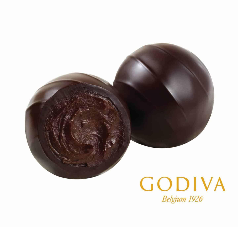 Godiva s truffletakeofftour for Go diva
