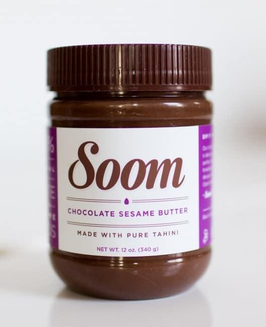 Soom Chocolate Sesame Butter | Baking a Moment