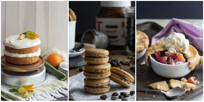 Baking a Moment Collage | Baking a Moment