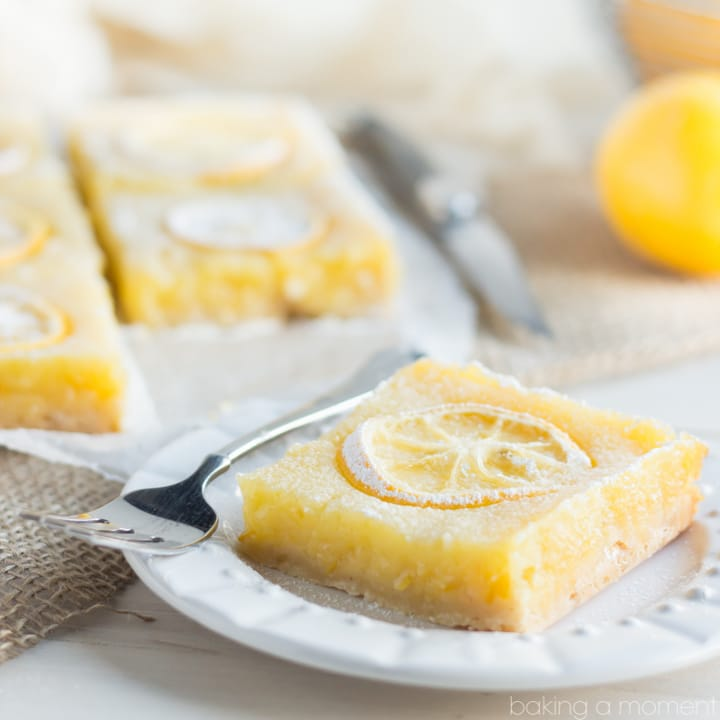 ... ginger! These Shaker Lemon Ginger Pie Bars are the antidote to winter