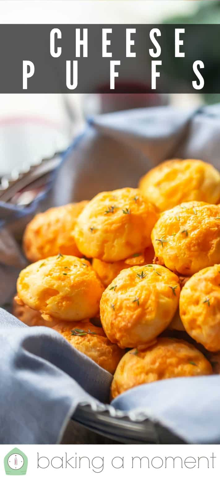 Cheese Puffs
