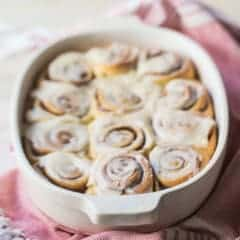 Best Homemade Cinnamon Rolls Recipe