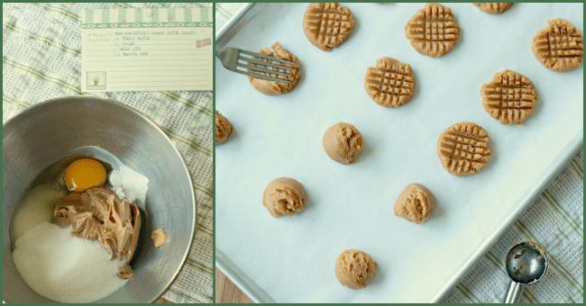 Gluten Free Peanut Butter Cookies | Baking A Moment