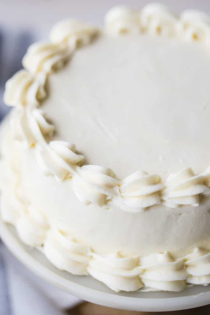 Cream Cheese Ermine Frosting