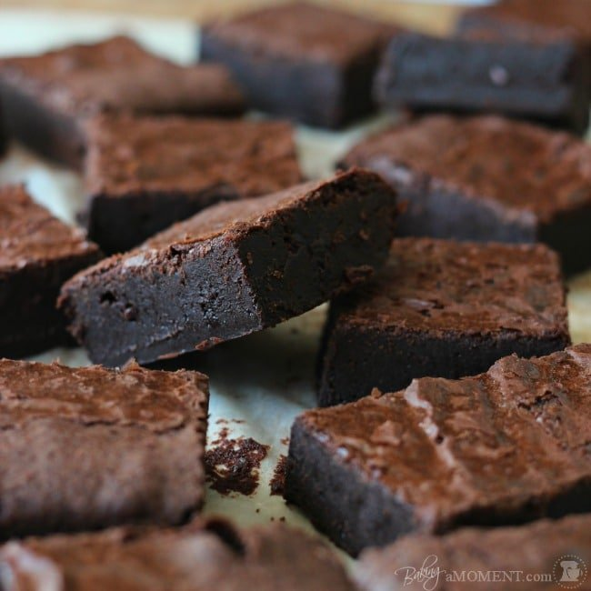 Simply Perfect Brownies | Baking a Moment