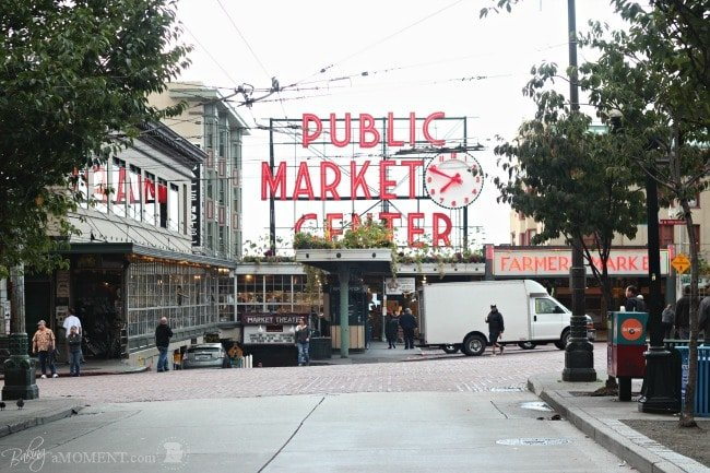 Pike Place Market | Baking a Moment