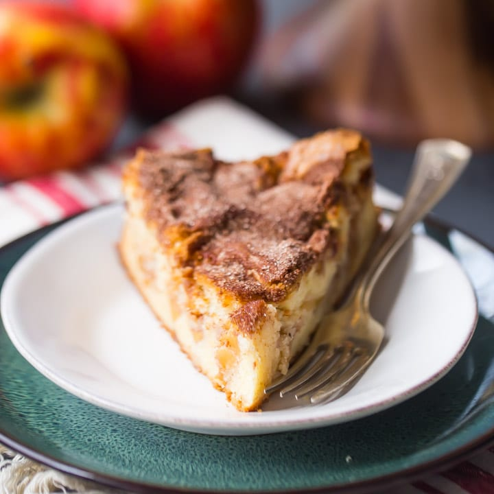 Best Jewish Apple Cake Recipe