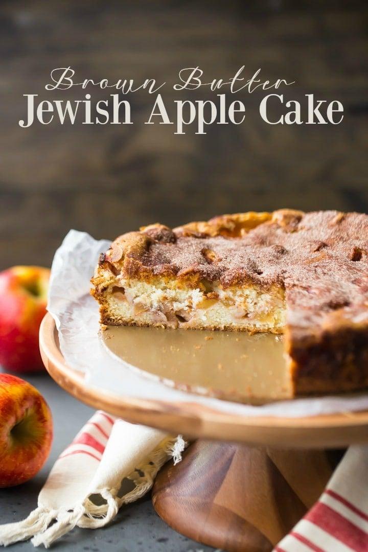 Traditional Jewish Apple Cake Recipe