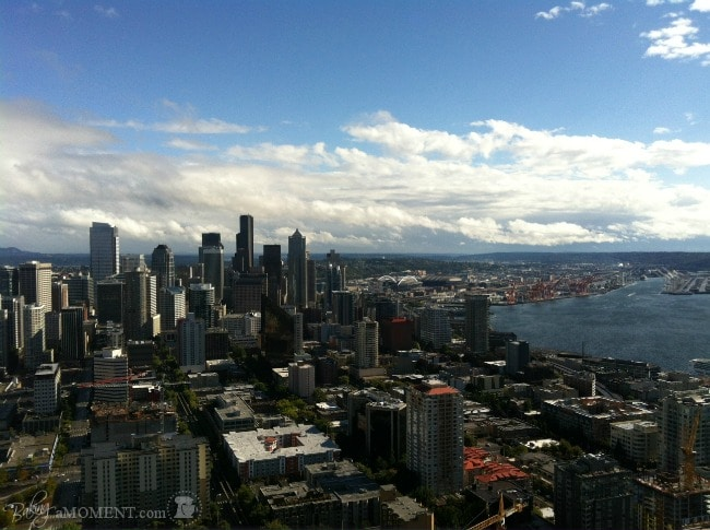 Space Needle | Baking a Moment