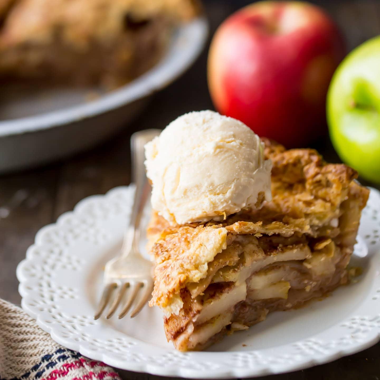 Simply Perfect Apple Pie