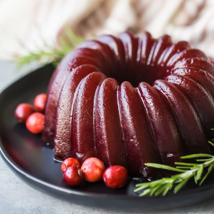 Best Cranberry Sauce Recipe