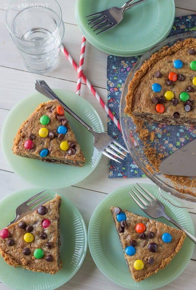 Chocolate Chip Cookie Crack Pie