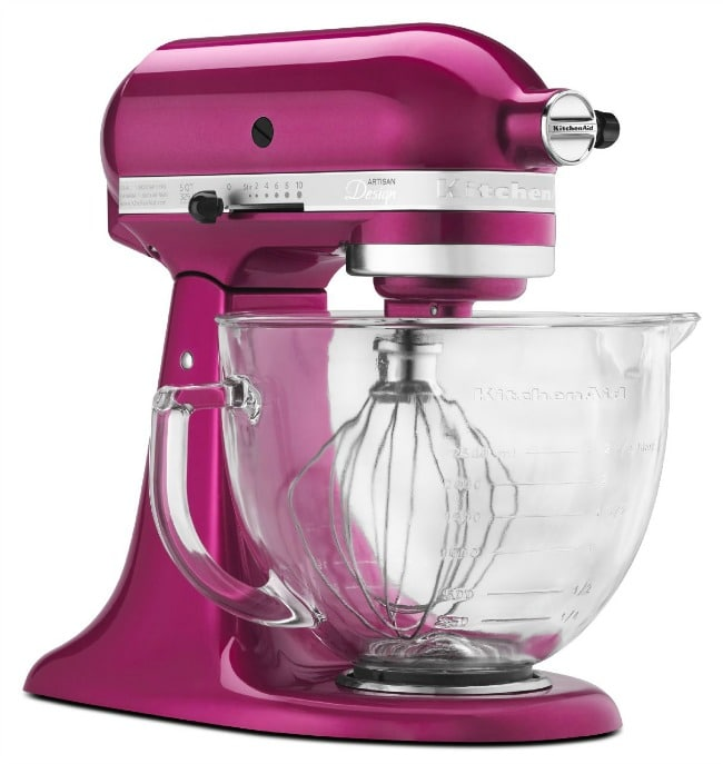 KitchenAid Mixer Giveaway for #CookfortheCure | Baking a Moment