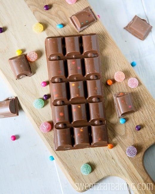 Cadbury Marvellous Creations Custom Chocolate Bar