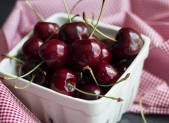 Baking Seasonally: 4 Great Dessert Recipes Using Cherries | Baking a Moment