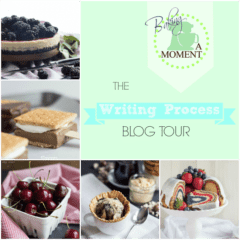 Writing Process | Baking a Moment