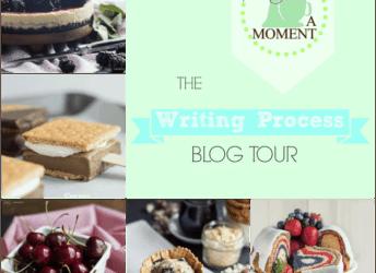 Writing Process | Baking a Moment