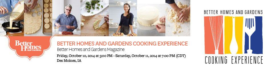 Better Homes and Gardens Cooking Experience | Baking a Moment