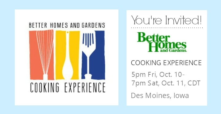BH&G Cooking Experience | Baking a Moment