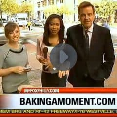 Baking a Moment on Fox Philly Good Day