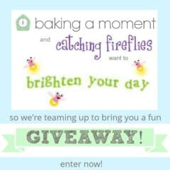 Creative Gifts from Catching Fireflies | Baking a Moment