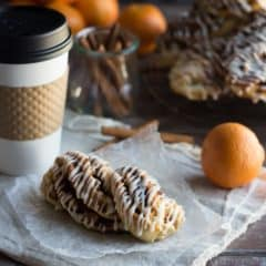 These Orange Walnut Braids are just like the Panera Pecan Braids- with a twist!