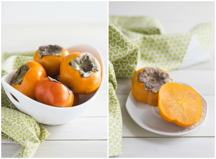 Persimmons | Baking a Moment