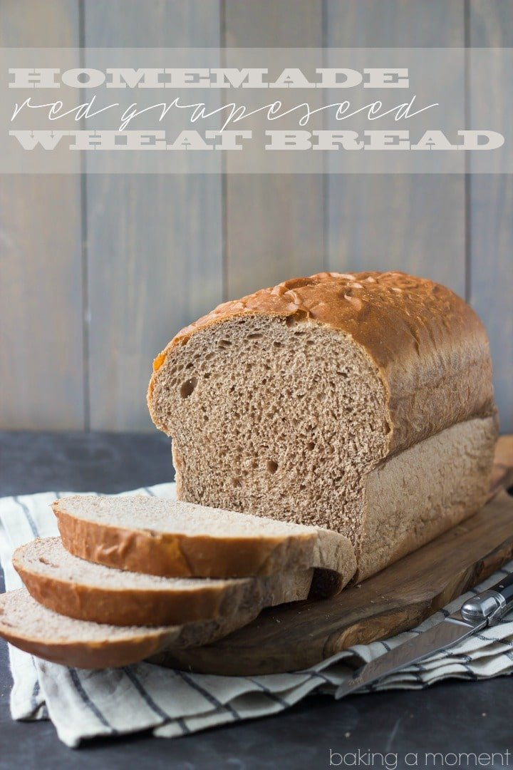 Easy Homemade Bread Recipes - Red Grapeseed Wheat Bread| Homemade Recipes http://homemaderecipes.com/course/breakfast-brunch/diy-bread-recipes