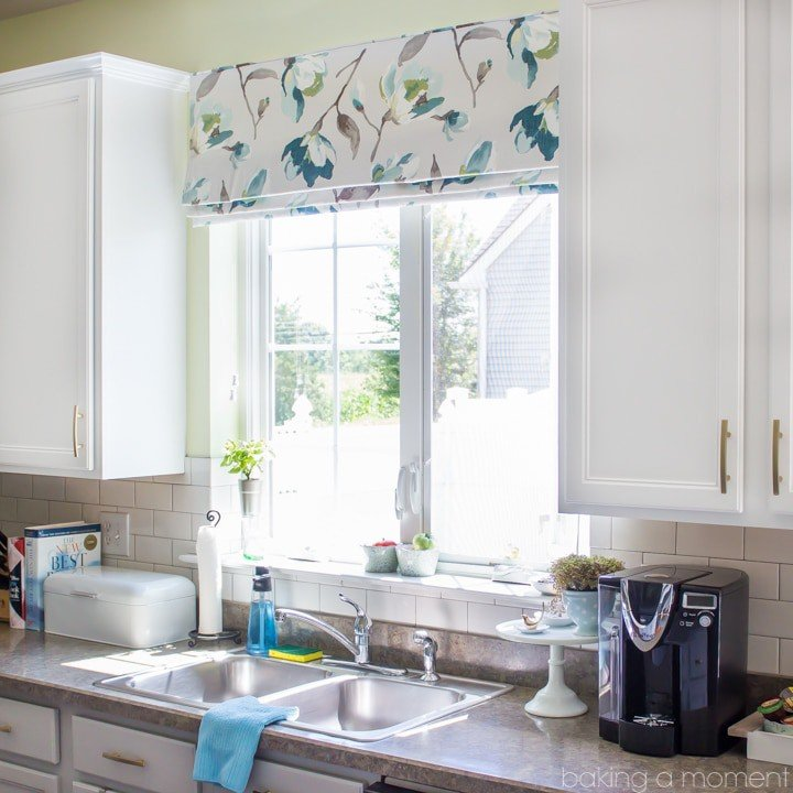 Beau Everything I Learned About Choosing Kitchen Window Treatments That Are Both  Beautiful And Practical: If You Have Concerns About Durability, Light  Control, ...