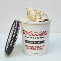 McConnell's Ice Cream Giveaway on Baking a Moment
