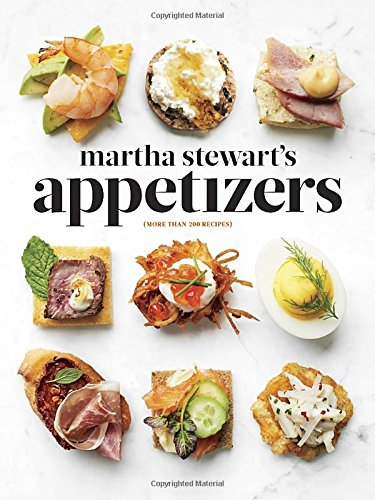 Martha's newest book! So many great ideas for a cocktail party :D @marthastewart