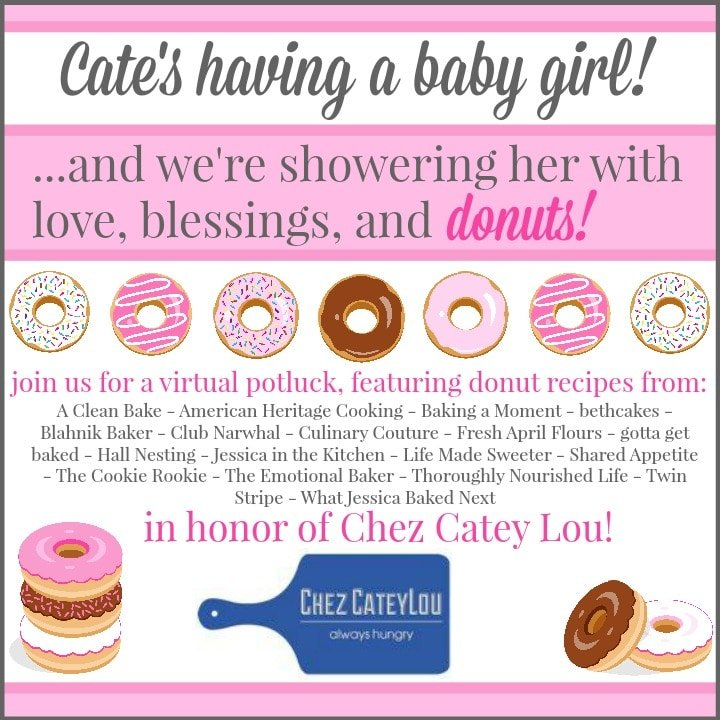 Chez Catey Lou Donut Baby Shower