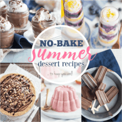No-Bake Summer Dessert Recipes