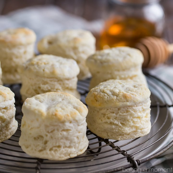 Southern Style Buttermilk Biscuits Made In 20 Minutes Baking A Moment