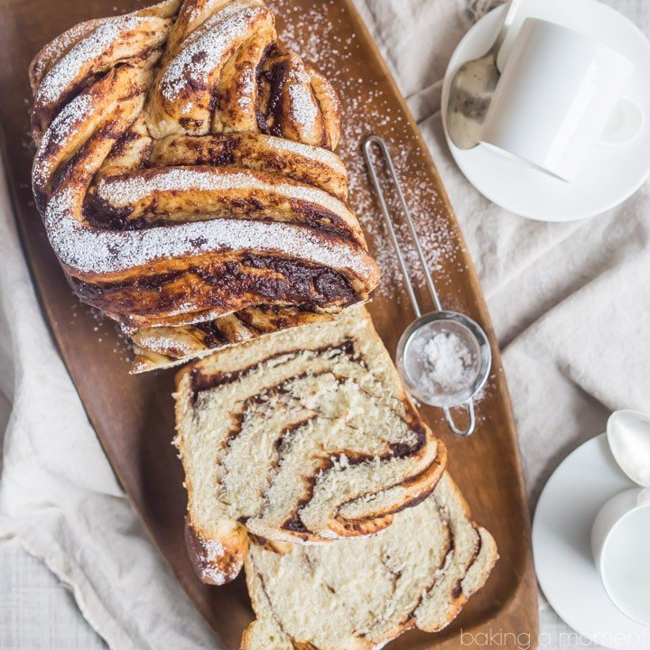 Apple Butter Cinnamon Swirl Bread Baking A Moment