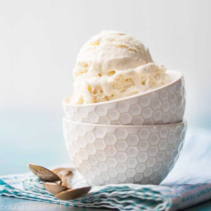 Homemade ice cream no maker recipes