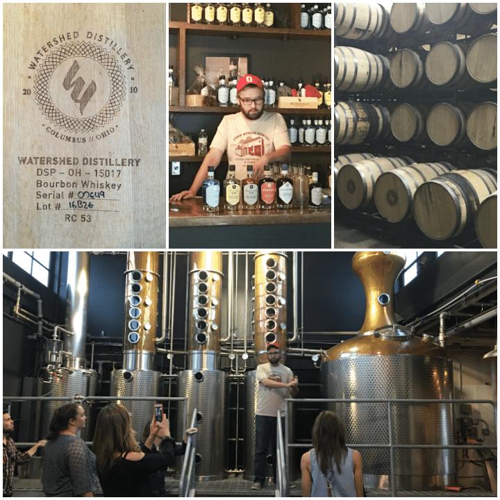 Watershed Distillery, Columbus, OH