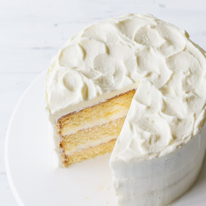 Vanilla Soft Cake Recipe