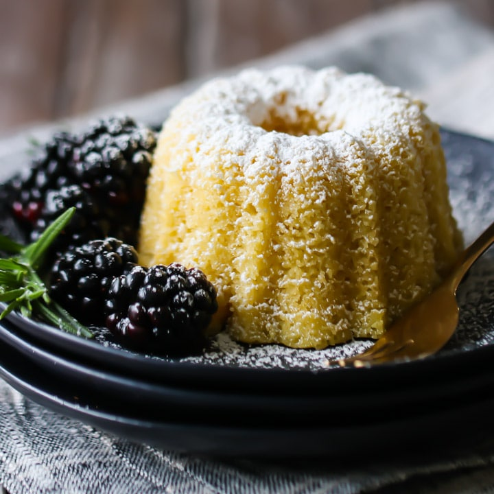 Lemon Olive Oil Cake Recipe