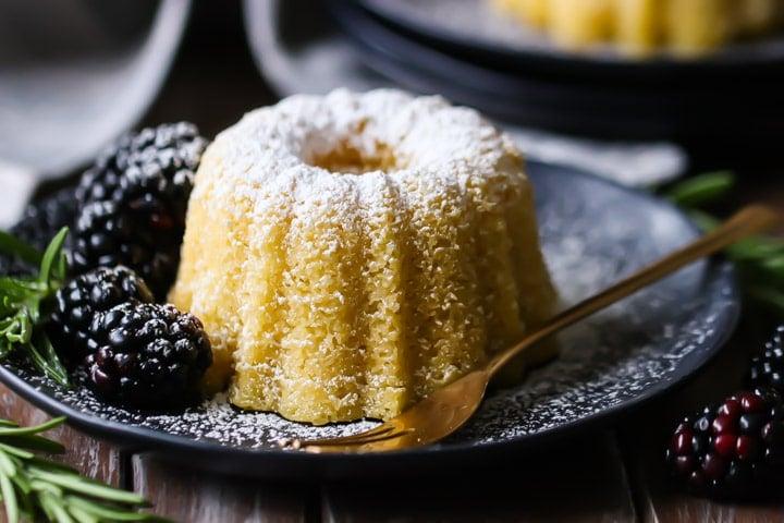 Moist Olive Oil Cake Recipe