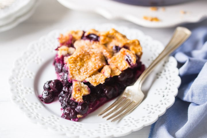 blueberry pie software