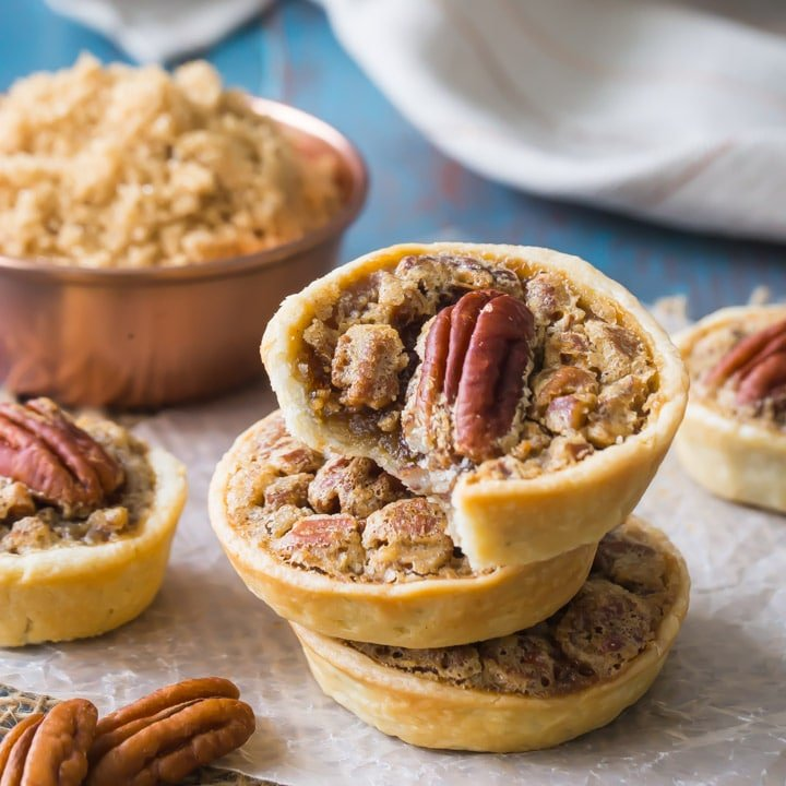 Best Pecan Tassies Recipe