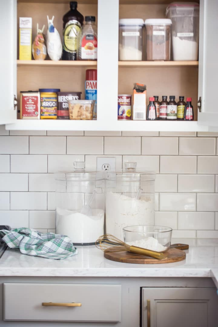 Pantry Checklist for Baking
