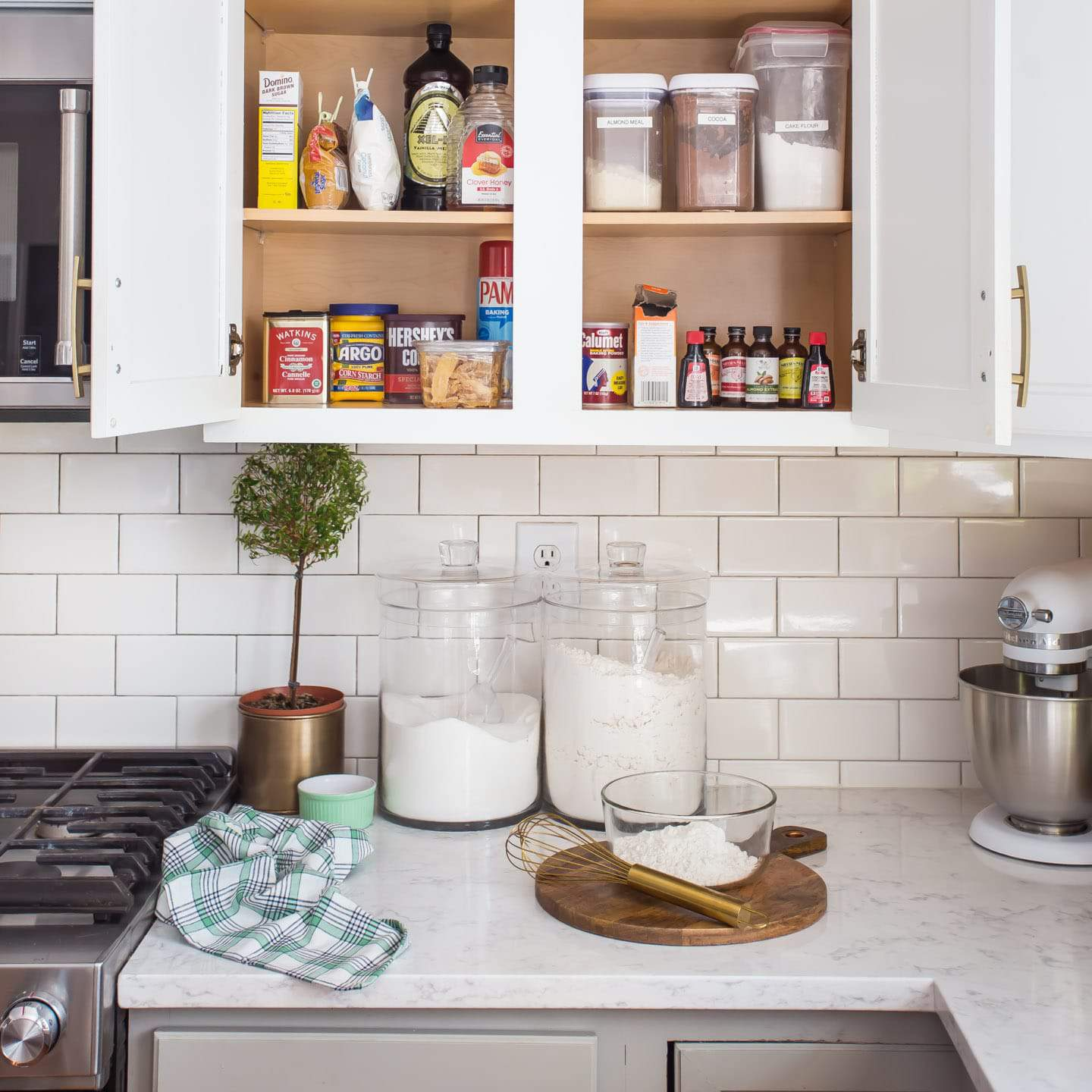 How To Stock Your Baking Pantry Baking A Moment