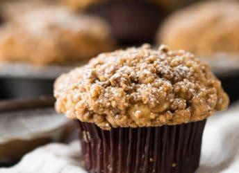 Best Crumb Cake Muffins Recipe