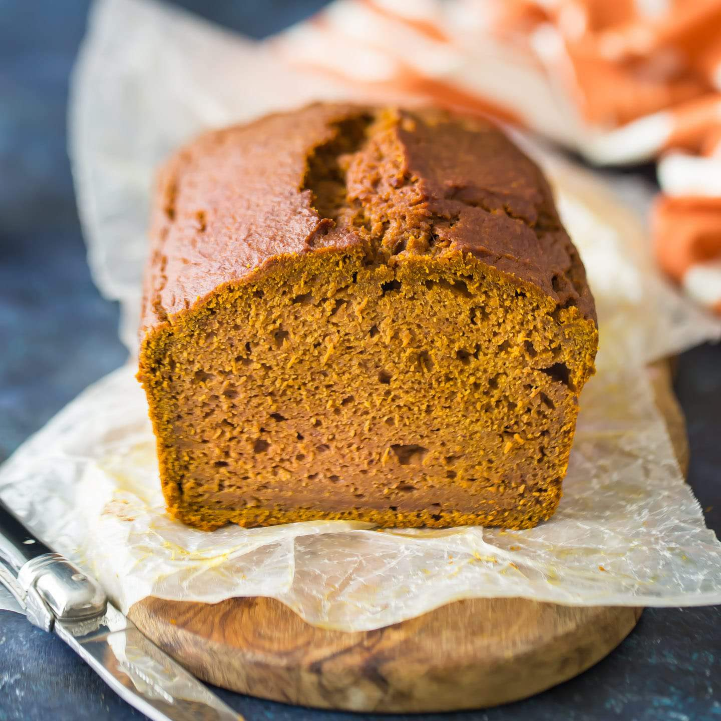 Moist Pumpkin Bread Recipe Easy To Make Just Sweet Enough Baking A Moment