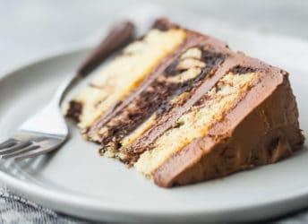 Best Marble Cake Recipe