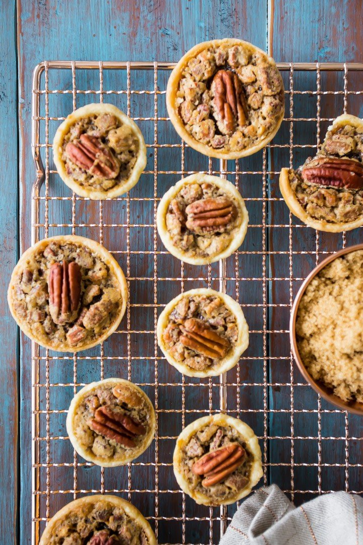 Classic Pecan Tassies Recipe
