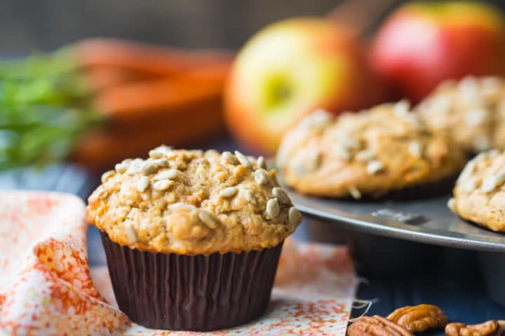 Original Morning Glory Muffins Recipe